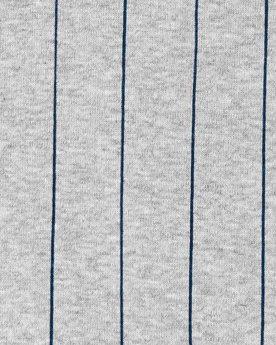 Macaquinho cinza baseball - Carters  - Kaiuru Kids