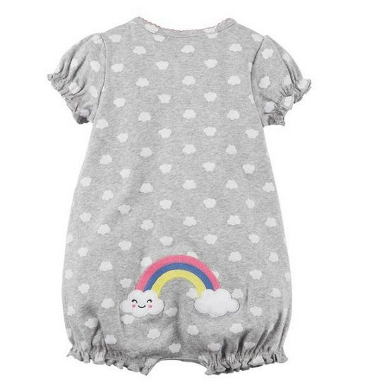 Macaquinho nuvens e arco-íris - Carters  - Kaiuru Kids