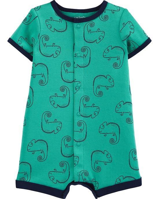 Macaquinho verde camaleão - Carters  - Kaiuru Kids