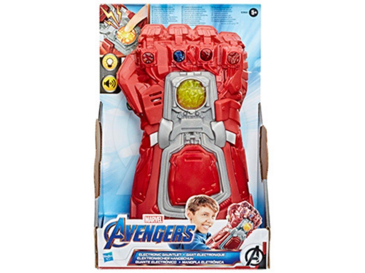 Manopla Homem de Ferro 5+ anos - Hasbro  - Kaiuru Kids