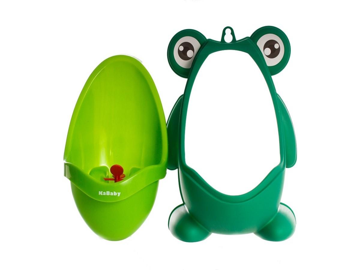 Mictório sapinho verde - Kababy  - Kaiuru Kids