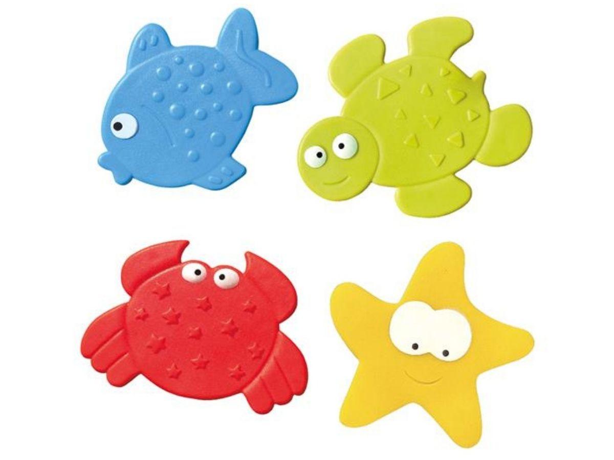 Mini tapetes para banho bath and fun - Multikids Baby  - Kaiuru Kids