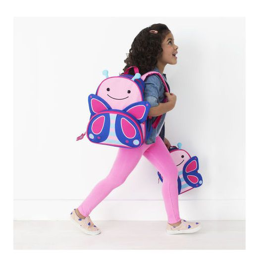 Mochila de costas Borboleta - Skip Hop  - Kaiuru Kids