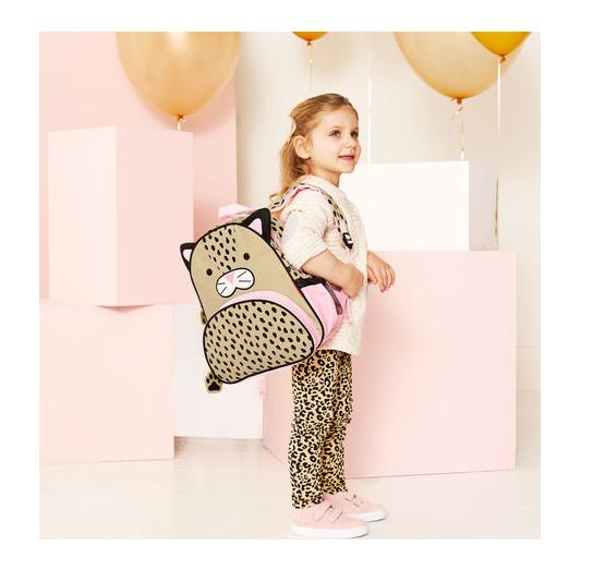 Mochila de costas Leopardo - Skip Hop  - Kaiuru Kids