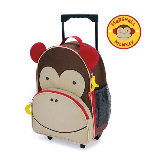 Mochila de rodinhas Macaco - Skip Hop  - Kaiuru Kids