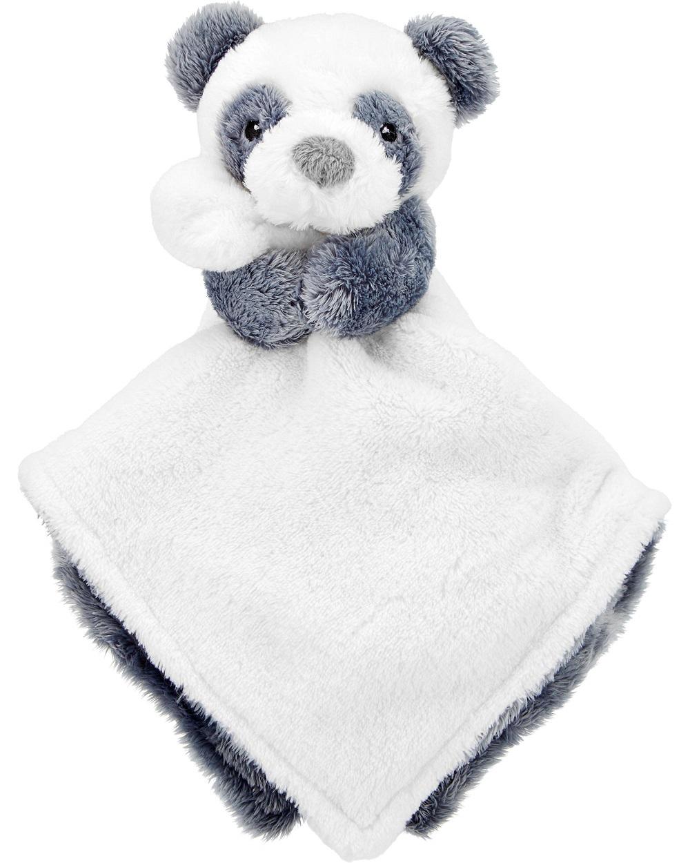 Naninha cinza e branca Panda - Carters  - Kaiuru Kids