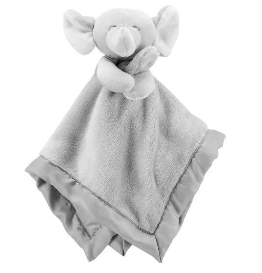 Naninha cinza elefante - Carter