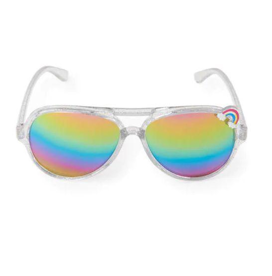 90154d18d Óculos de sol aviador arco-íris - The Children's Place - Roupas e ...