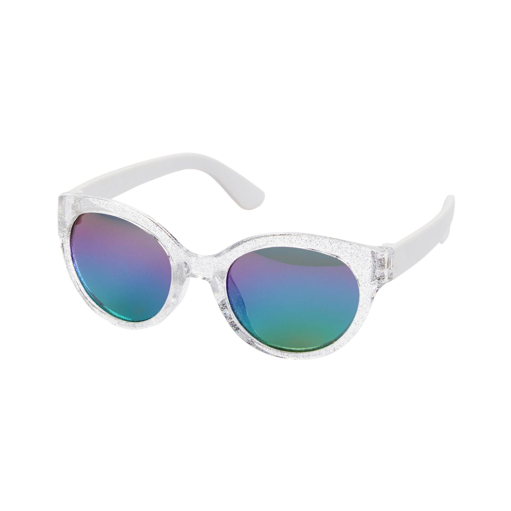 Óculos de sol prata gatinha - Carters  - Kaiuru Kids