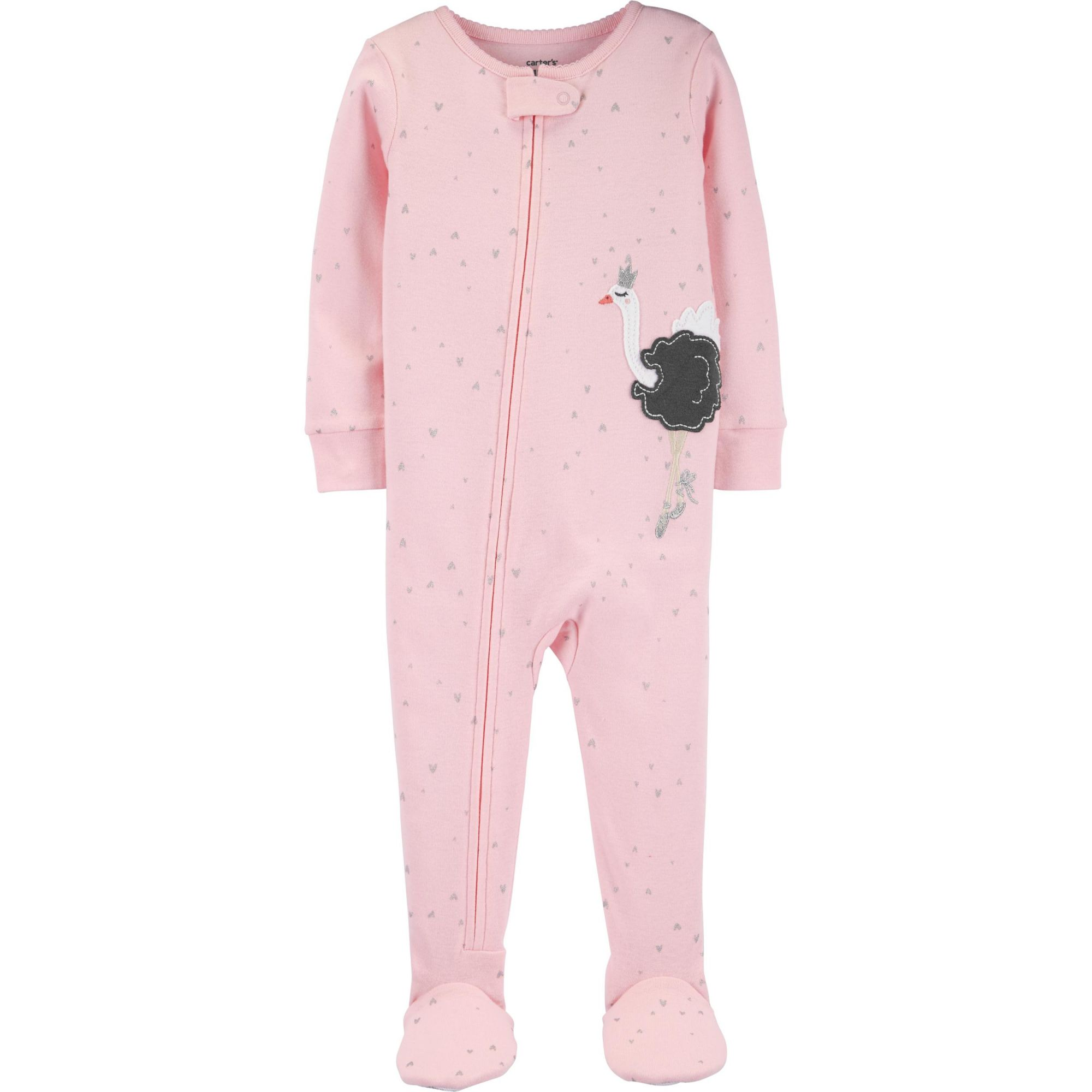 Pijama macacão de malha cisne bailarina - Carters  - Kaiuru Kids