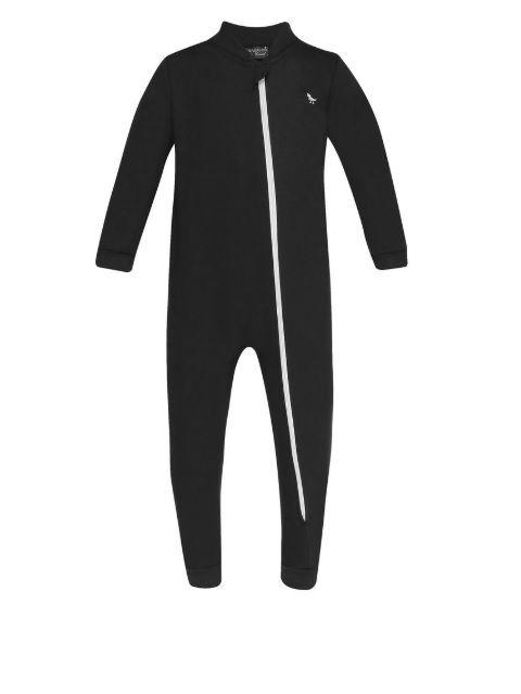 Pijama macacão de moletom flanelado - Vrasalon  - Kaiuru Kids