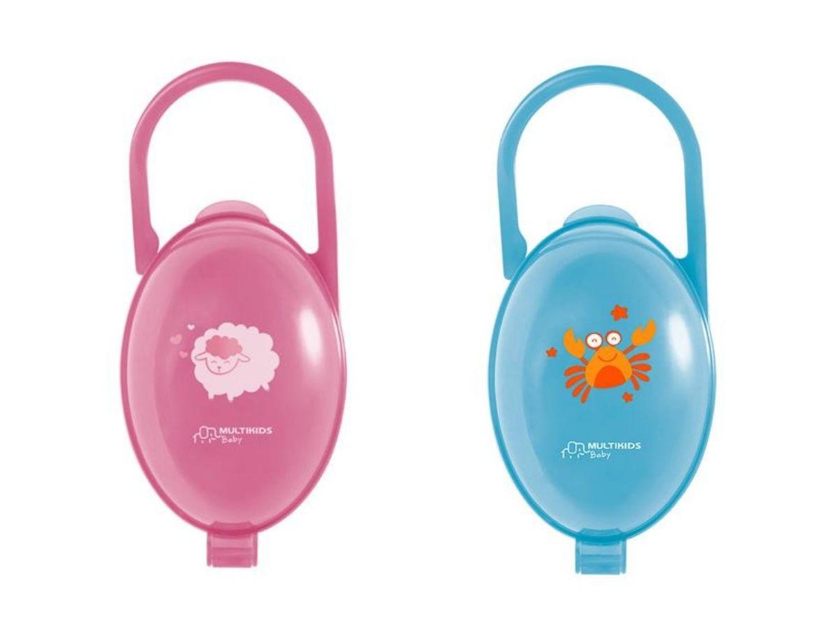 Porta chupeta - Multikids Baby  - Kaiuru Kids