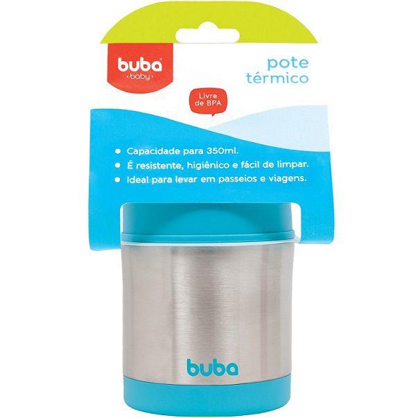 Pote térmico azul - Buba  - Kaiuru Kids