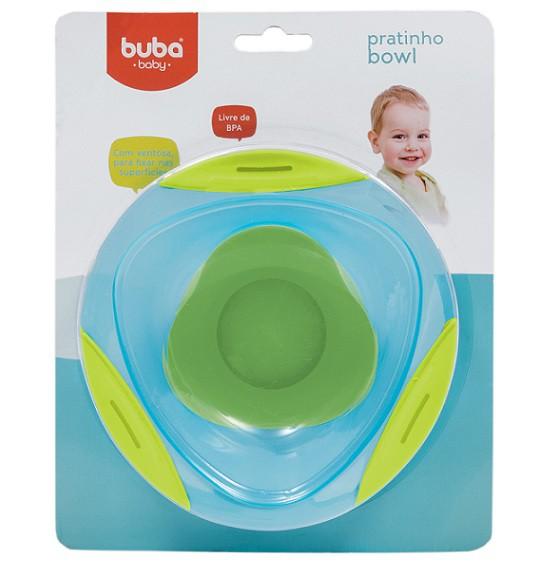Pratinho bowl com ventosa - Buba  - Kaiuru Kids