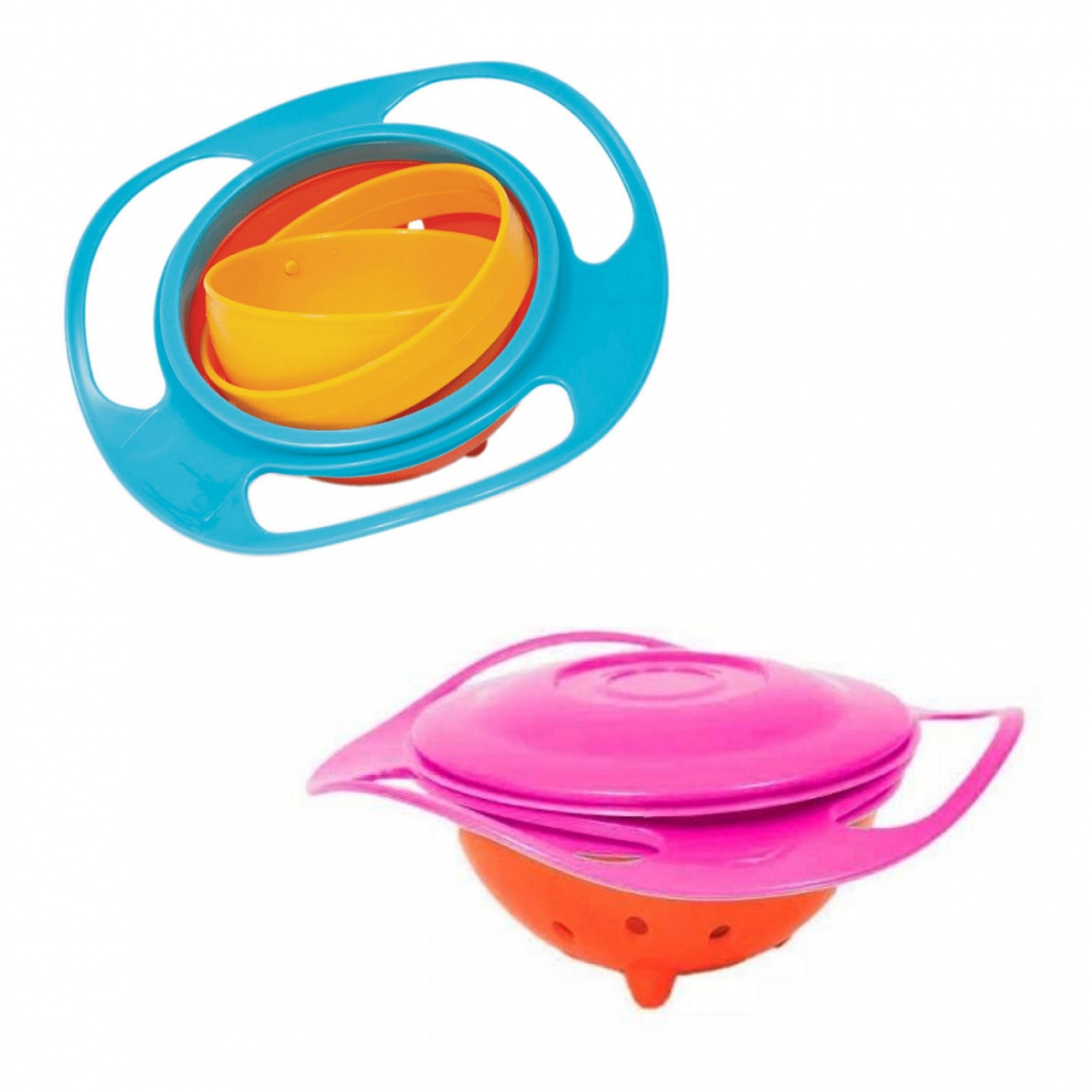 Prato giro bowl - Buba  - Kaiuru Kids