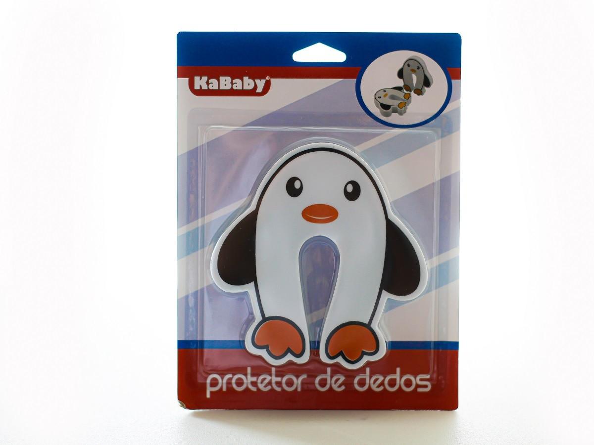 Protetor de Dedos para Porta Pinguim - KaBaby  - Kaiuru Kids