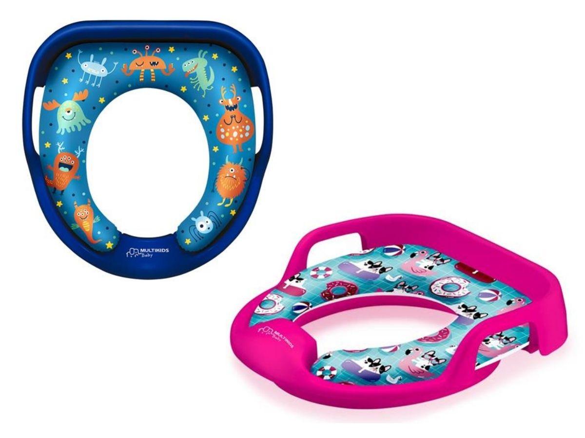 Redutor de assento com alças e costas Poop-a-Doop - Multikids Baby  - Kaiuru Kids