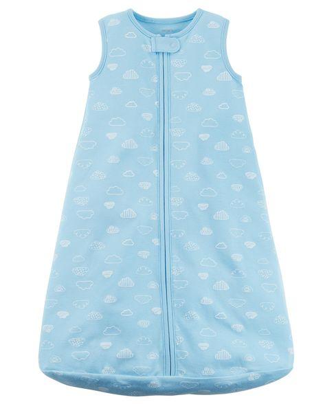 Saco de dormir azul - Carter