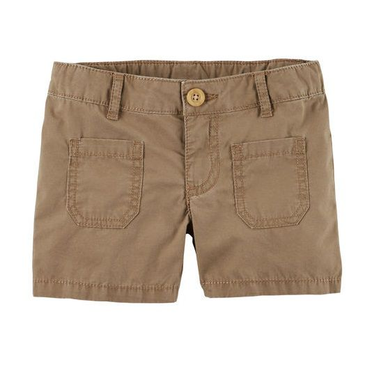 Short caqui pockets - Carters  - Kaiuru Kids