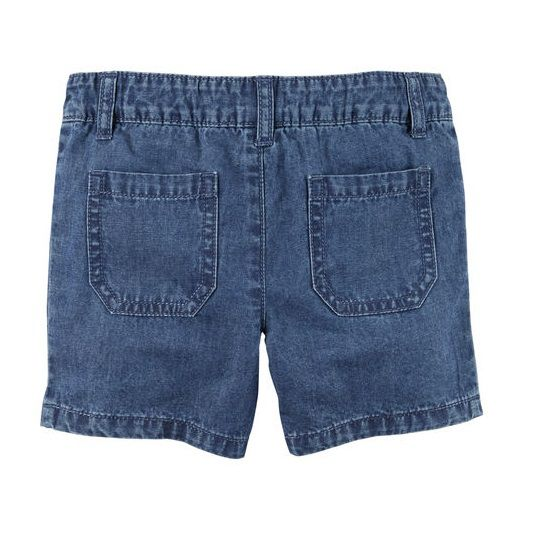 Short jeans azul pockets - Carters  - Kaiuru Kids