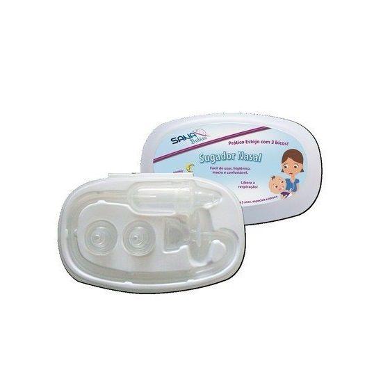Sugador nasal com refil - Sana Babies  - Kaiuru Kids