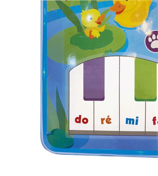 Tablet cantando com os animais - Buba  - Kaiuru Kids