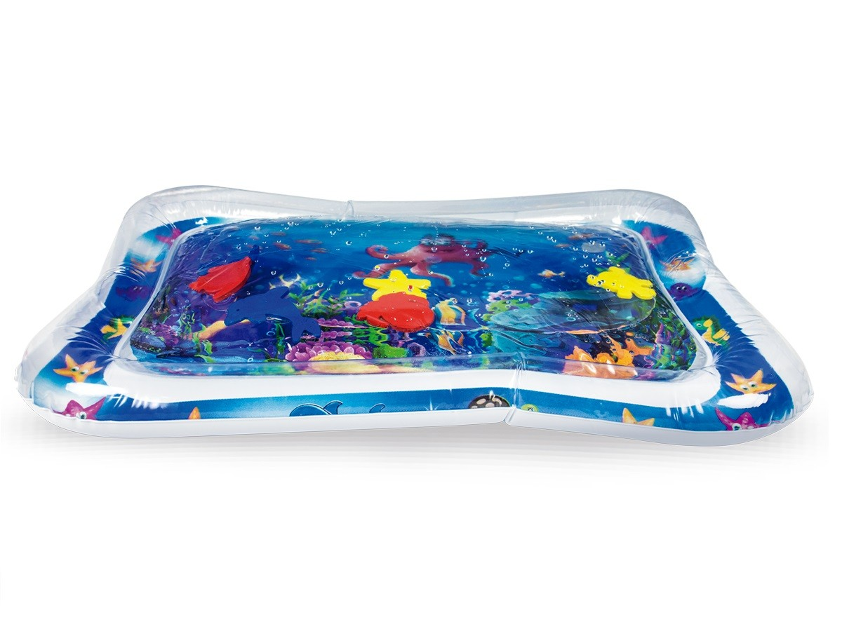 Tapete de água inflável divertido fundo do mar  - KaBaby  - Kaiuru Kids