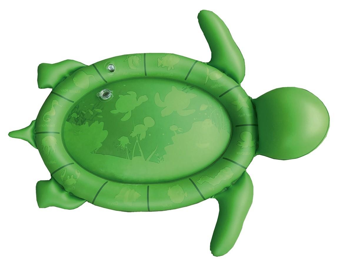 Tapete de água inflável divertido Tartaruga - KaBaby  - Kaiuru Kids