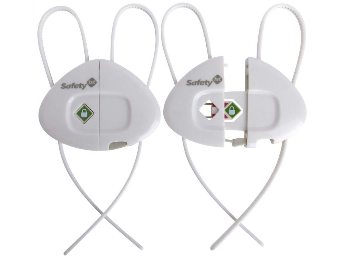 Trava cadeado automático para puxador - Safety 1st  - Kaiuru Kids