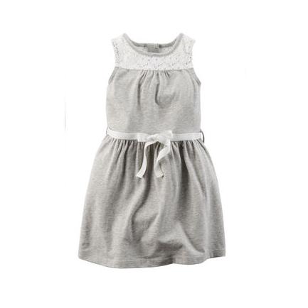 5c66bacd84 Vestido regata com renda - Carter s - Kaiuru Kids - roupas e ...