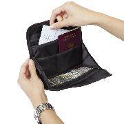 Porta Documento Cartão Passaporte P/ Viagem Santino 800201