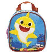 Lancheira Escolar Térmica Infantil Baby Shark - Xeryus