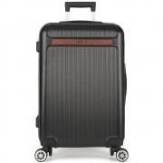 Mala de Viagem Grande (32 kg) Rígida em ABS com Rodas Duplas 360º - Holambra - Polo King