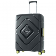 Mala de Viagem Média (23 kg) Rígida em Polipropileno com Rodas Duplas 360º e Cadeado TSA - Trigard - American Tourister