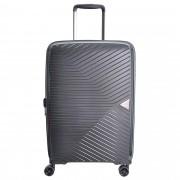 Mala Pequena de Bordo (10kg) para Viagem em Polipropileno Padrão Anac com Cadeado TSA - Firenze - Santino