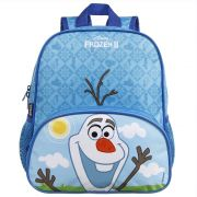 Mochila Escolar Infantil Frozen 2 Impermeável  - Olaf - Dermiwil