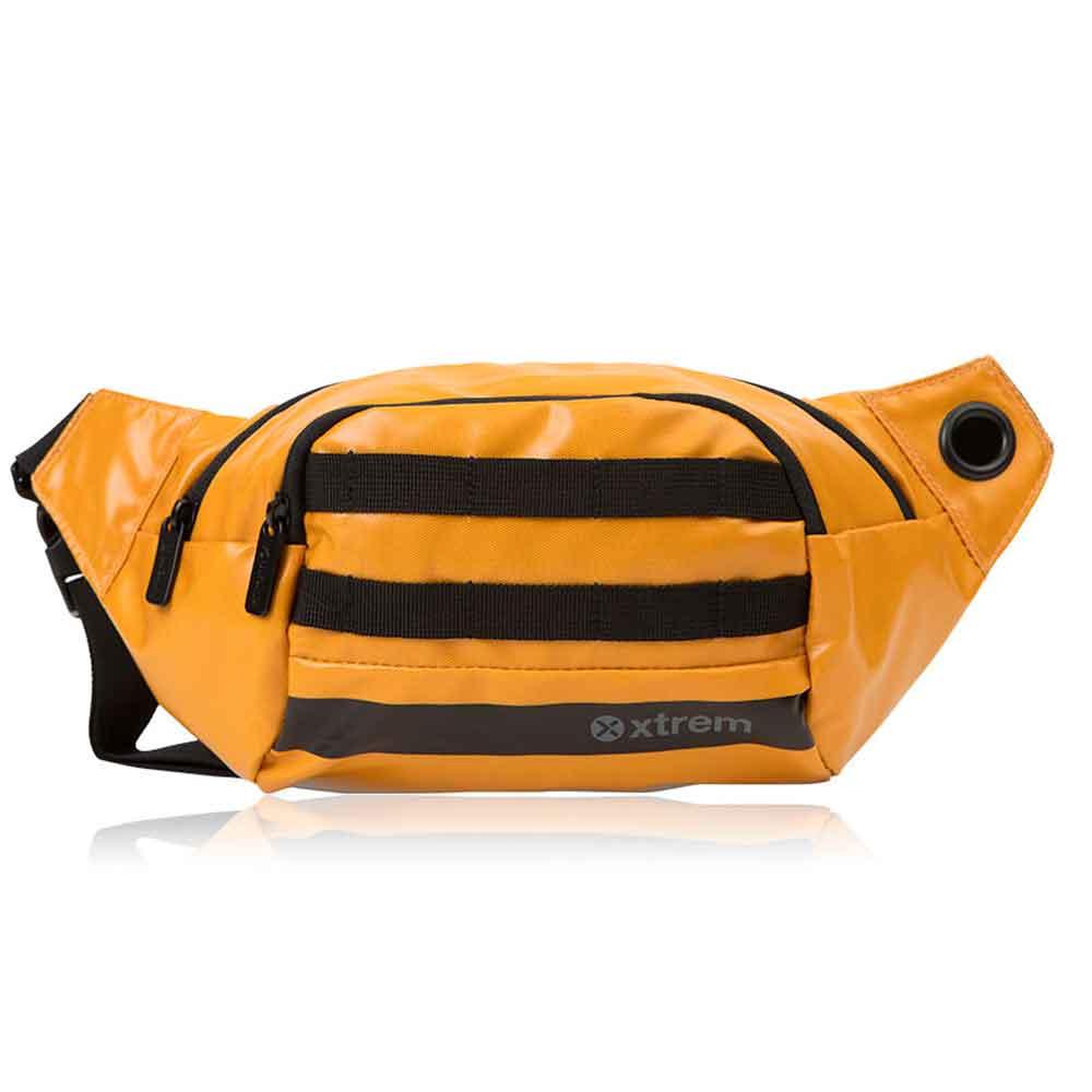 Bolsa de Cintura Pochete em Poliéster Impermeável - Division - Xtrem
