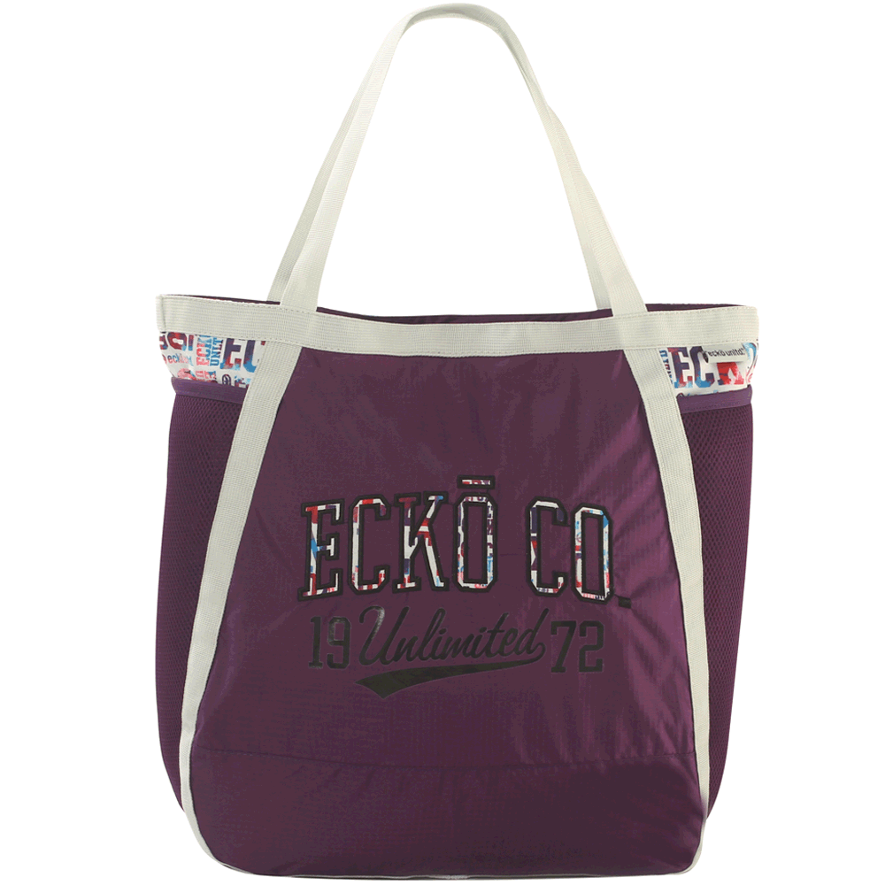Bolsa Juvenil Feminina Tote Bag Ecko Original