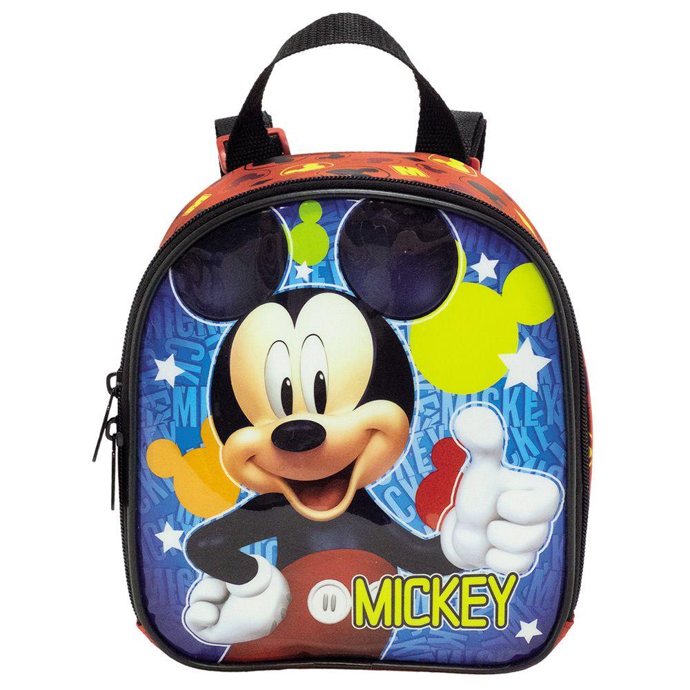 Lancheira Escolar Térmica Infantil Mickey Mouse - Xeryus