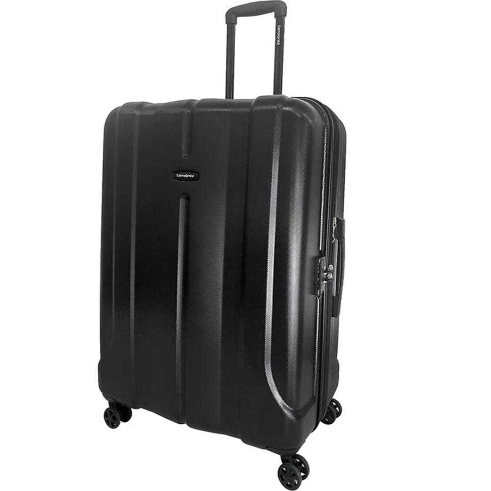 Mala de Viagem Grande (32 kg) Rígida em ABS com Rodas Duplas 360º e Cadeado TSA - Fiero - Samsonite