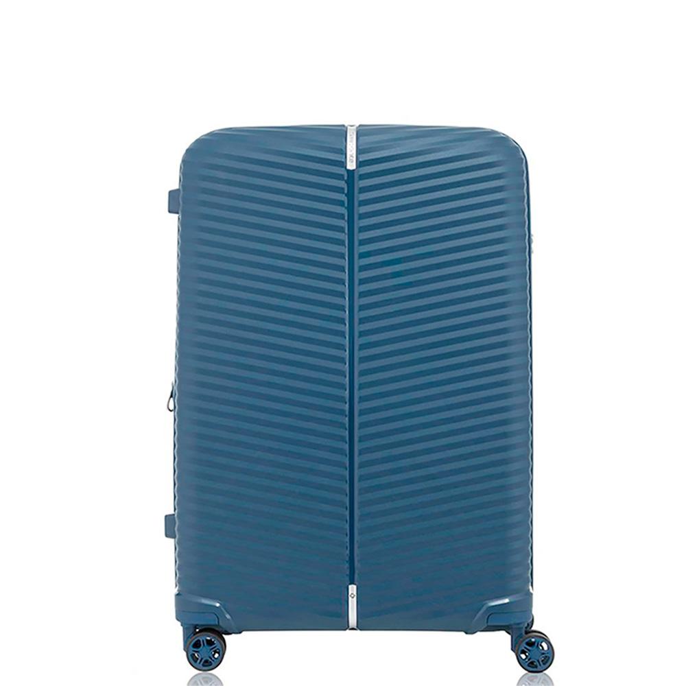 Mala de Viagem Grande (32 kg) Rígida em Polipropileno com Rodas Duplas 360º e Cadeado TSA - Varro - Samsonite