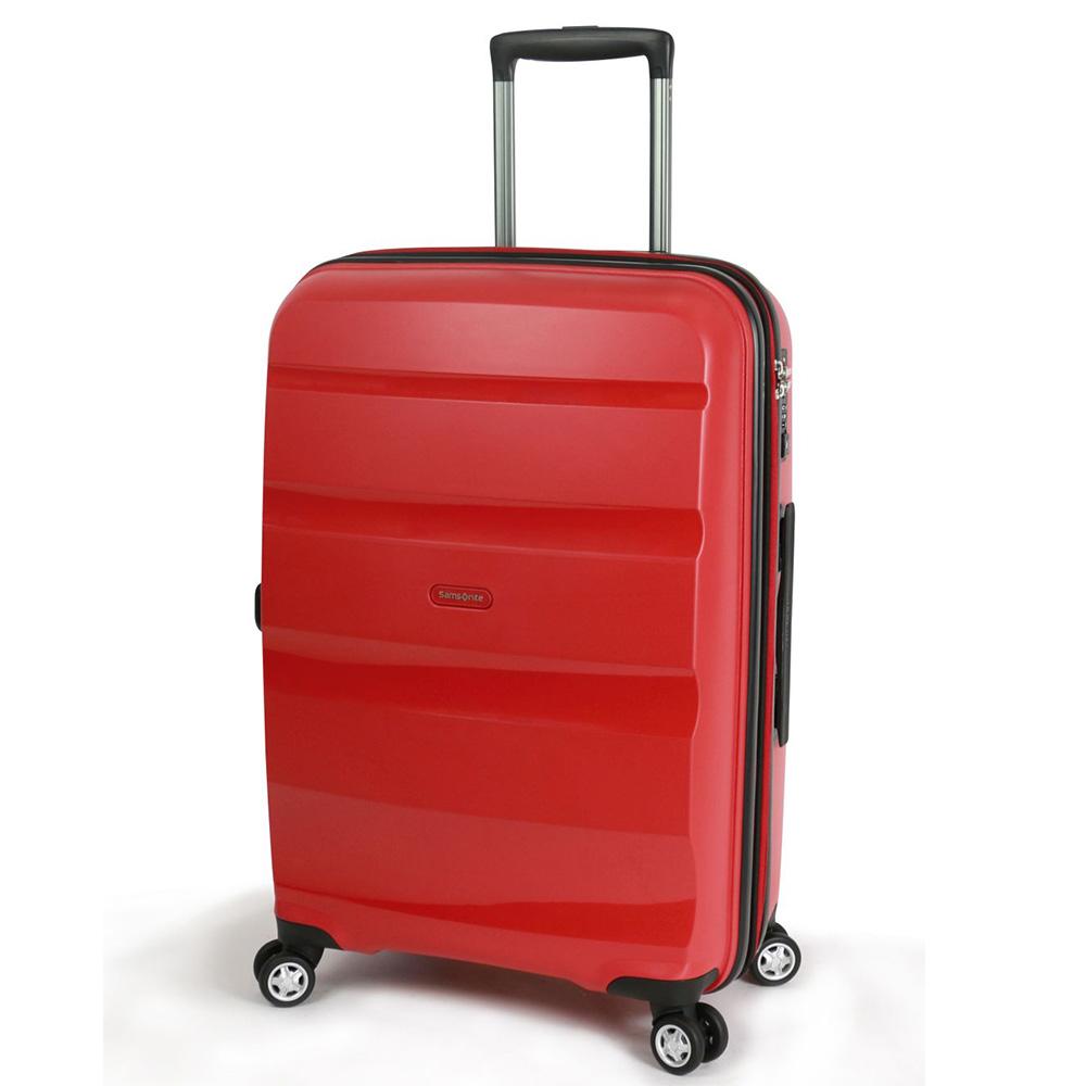Mala de Viagem Média (23kg) em Polipropileno com Rodas Duplas 360º e Cadeado TSA - Spin Air - Samsonite
