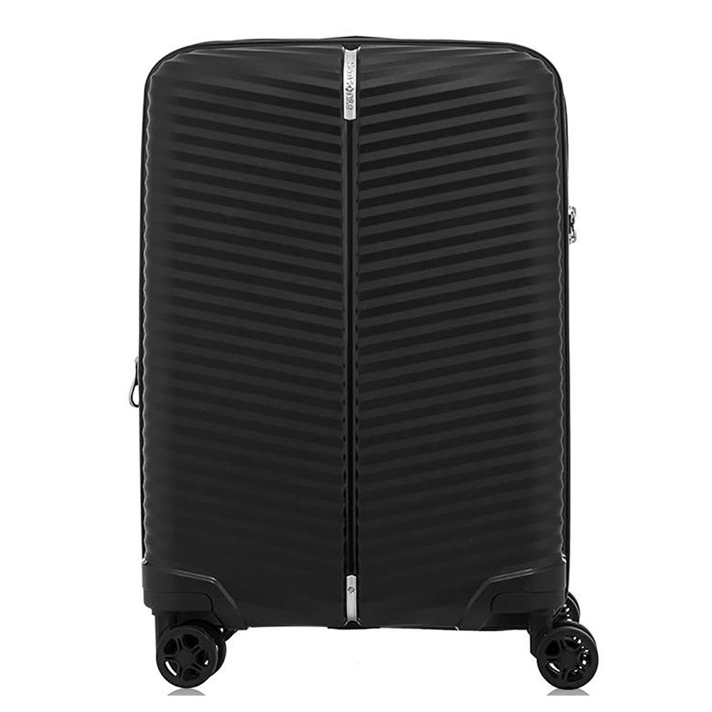 Mala de Viagem Pequena de Mão Padrão Bordo (10kg) em Polipropileno com Rodas Duplas 360º e Cadeado TSA - Varro - Samsonite