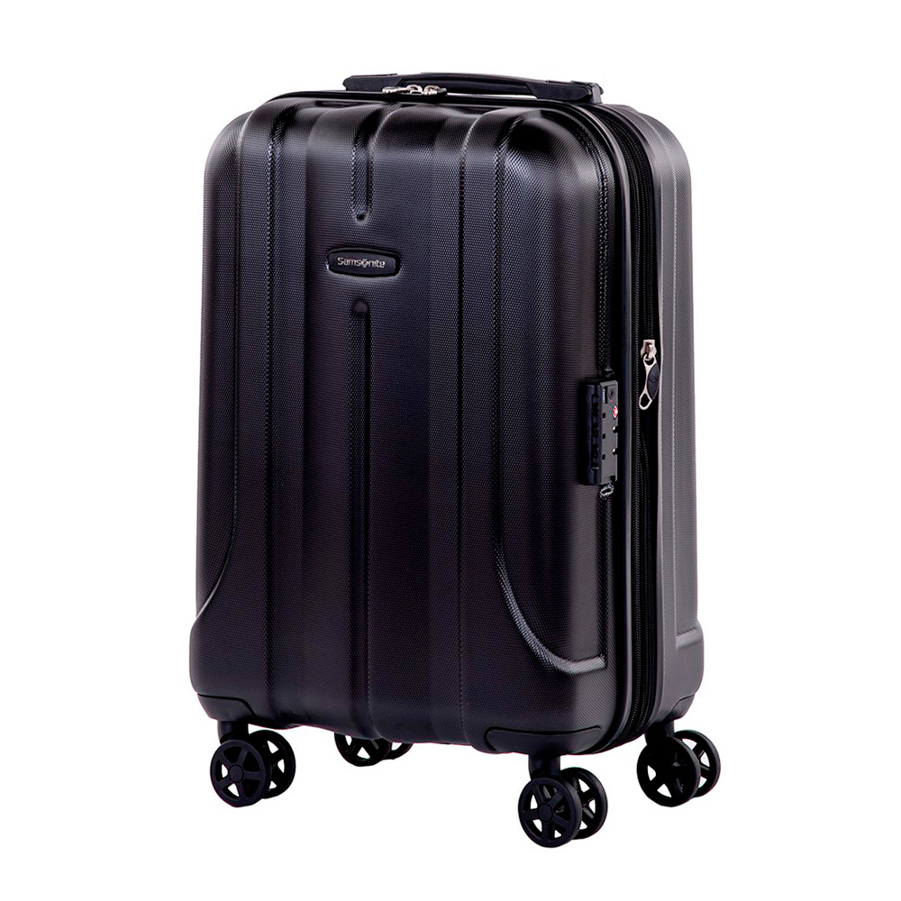 Mala de Viagem Pequena de Mão Padrão Bordo (10kg) e Cadeado TSA - Fiero - Samsonite