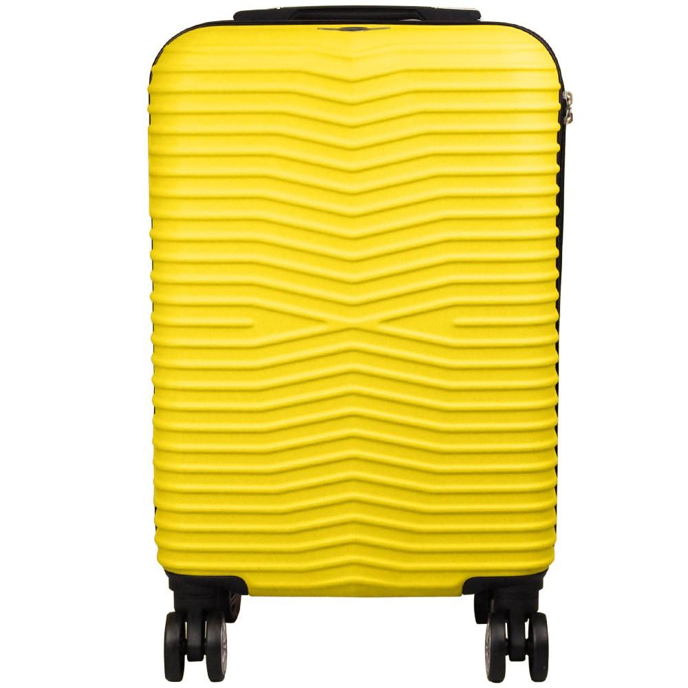 Mala Pequena de Bordo (10kg) para Viagem em ABS Padrão Anac com Cadeado TSA - Vancouver - Santino
