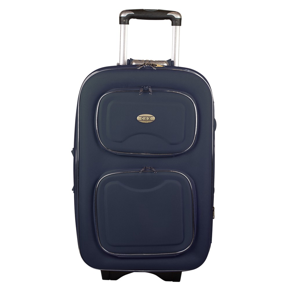 Mala de Viagem Pequena de Bordo (10kg) com Expansor e Cadeado Embutido - Cairo