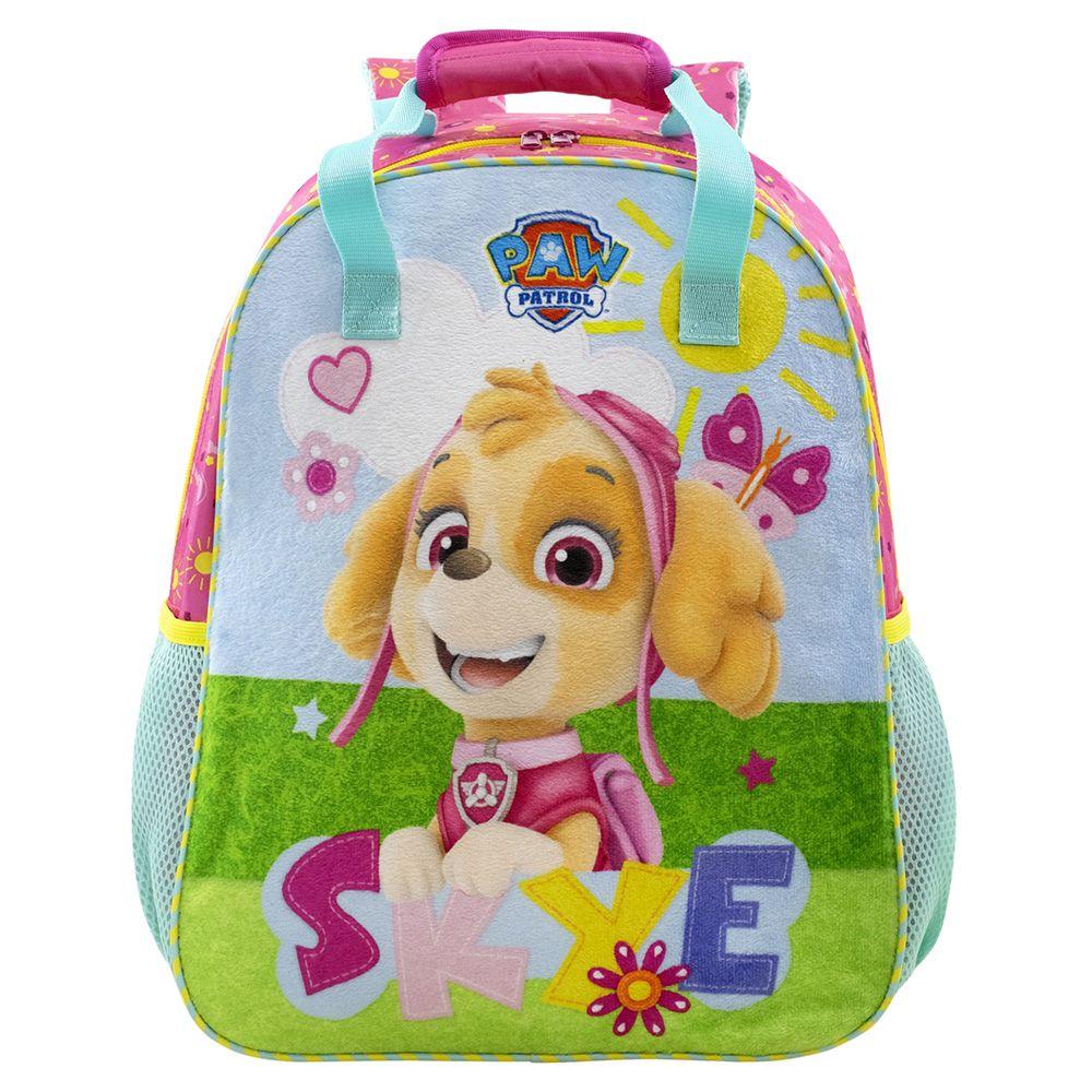Mochila Escolar Patrulha Canina de Costas Skye - Xeryus