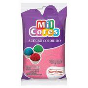Açúcar Colorido Rosa Mil Cores - 80g