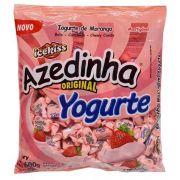 Bala Mastigável Azedinha yogurte Ice Kiss 600g - Cory