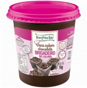 BRIGADEIRO DE COLHER 1kg, BOM PRINCÍPIO